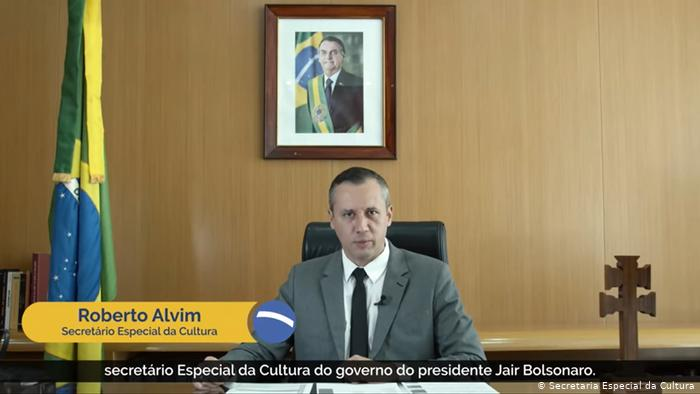 Brazil: Far-right culture minister fired after echoing Nazi Goebbels