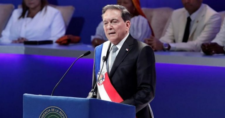 Panama's New President Said He Found A Country In Economic Disaster and Mired in Graft