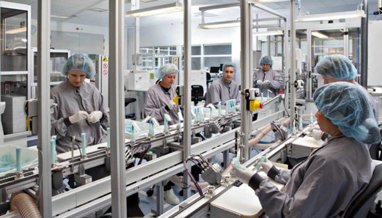 Costa Rica Goods Exports Decline