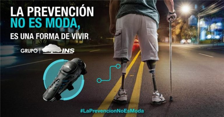 INS launches preventive campaign aimed at motorcyclists