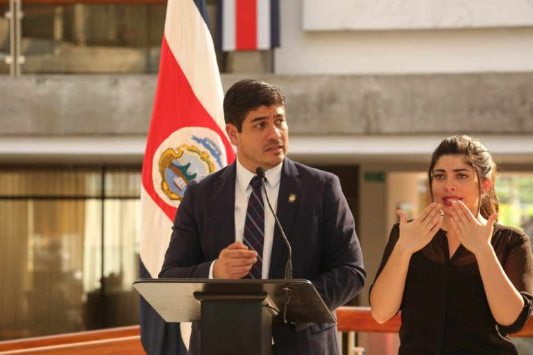 Costa Rica President Cancels Official Visit To United Arab Emirates