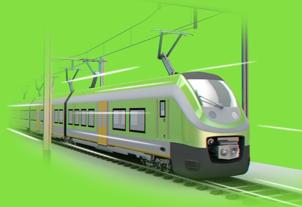 Government studies options to subsidize electric train rates