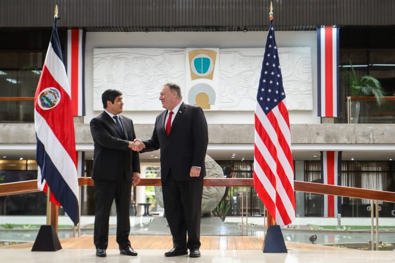 Mike Pompeo criticizes China's cooperation in Costa Rica: 'Offers dependence and erodes sovereignty'