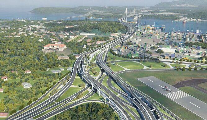 New Panama Canal Bridge Ready To Begin