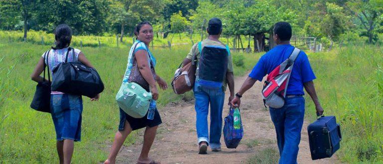 Nicaraguan Migrants Travel South After Northern Neighbors Tighten Borders