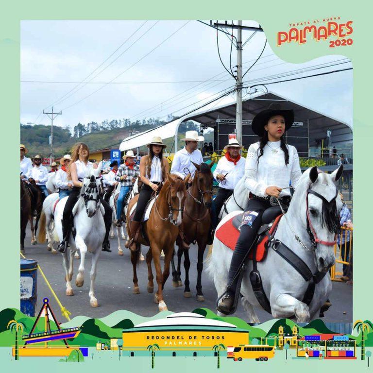 Palmares Festival Costa Rica 2020!