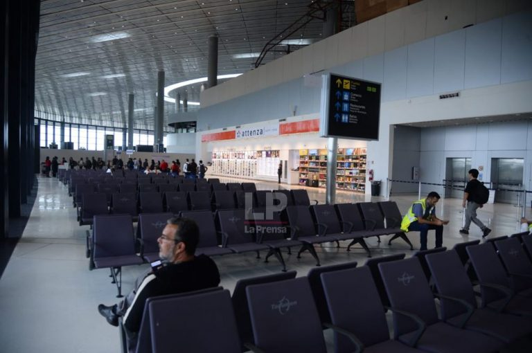 New Panama terminal is ready. Almost.