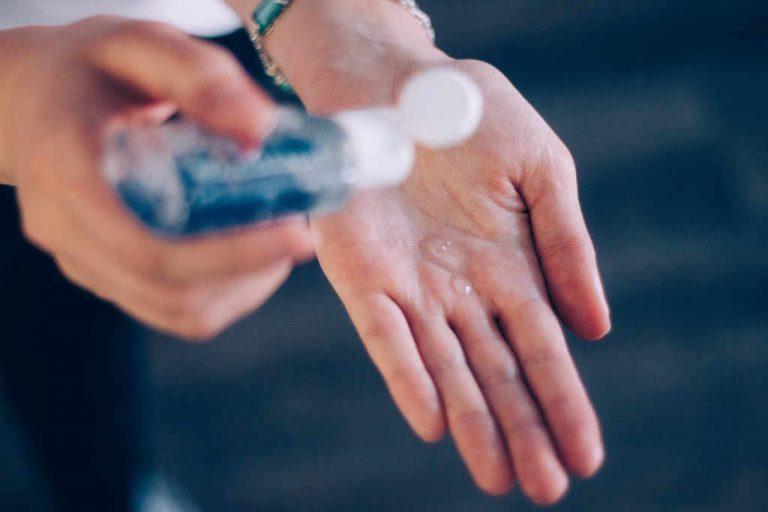 A coronavirus 'super spreader' was identified