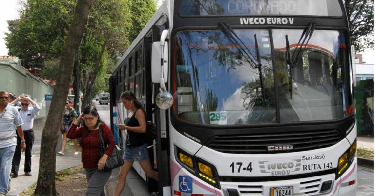 Buses The Most Used Public Transport Service in Costa Rica