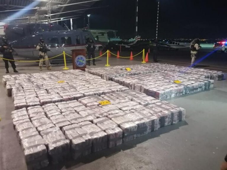 Record Durg Seisure: 5 tons of cocaine found in container at Limon Terminal
