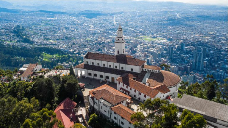 Bogota, A Magnet For Foreign Investment