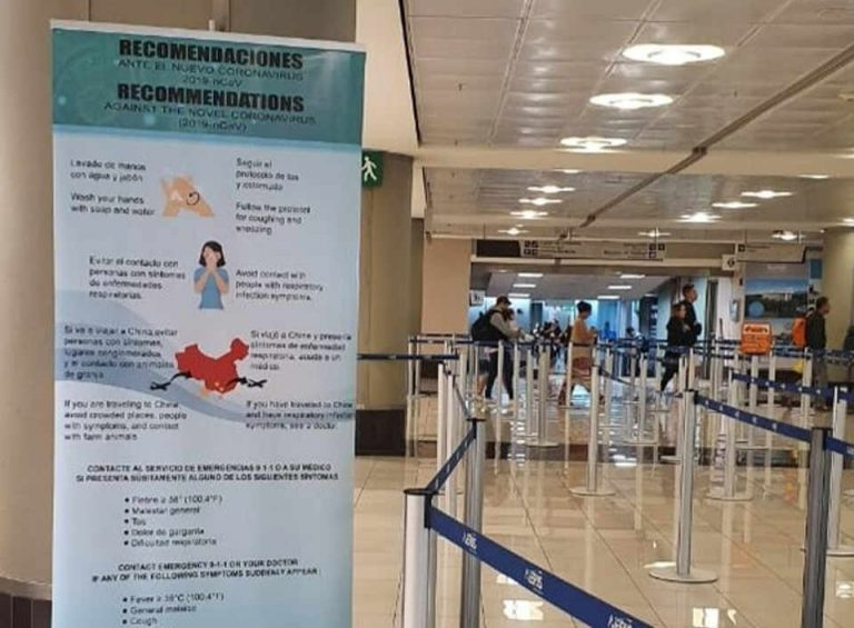 Border closure for foreigners to remain in force until May 15