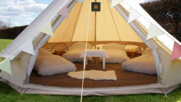 3 New Tented Camps That Amp Up Glamping