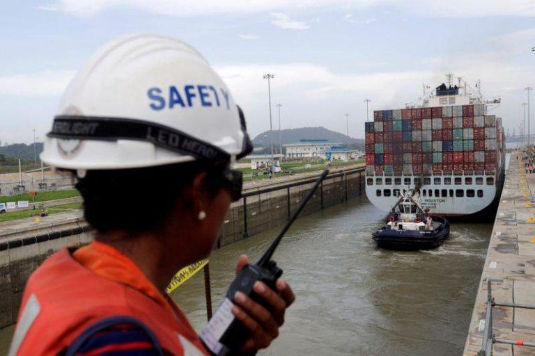 "Panama Canal imposes ""freshwater"" charge"