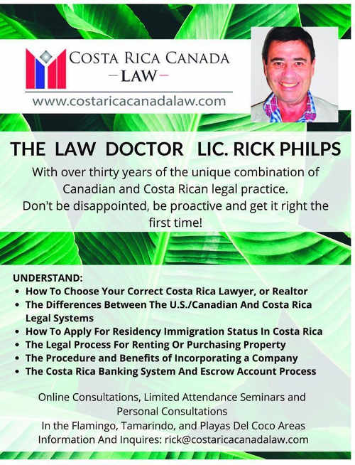 Moving to Costa Rica? Here Is How Your Legal Due Diligence Can Be Made Easy. And Save You Money.