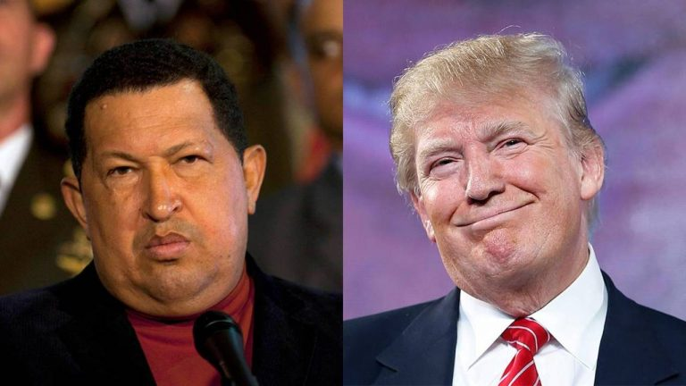 Opinion: Is it fair to compare Trump with Chavez?