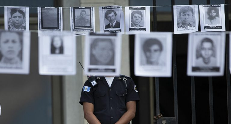 Long Road To Justice: CIA's Allies In Guatemala On Trial For Indigenous Tribes Genocide