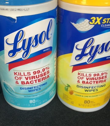 Supermarkets in Costa Rica restrict the sale of cleaning products and disinfectants