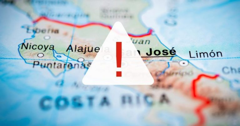 Covid-19 in Costa Rica: Infected Rises to 50 people; Immigration bans stand