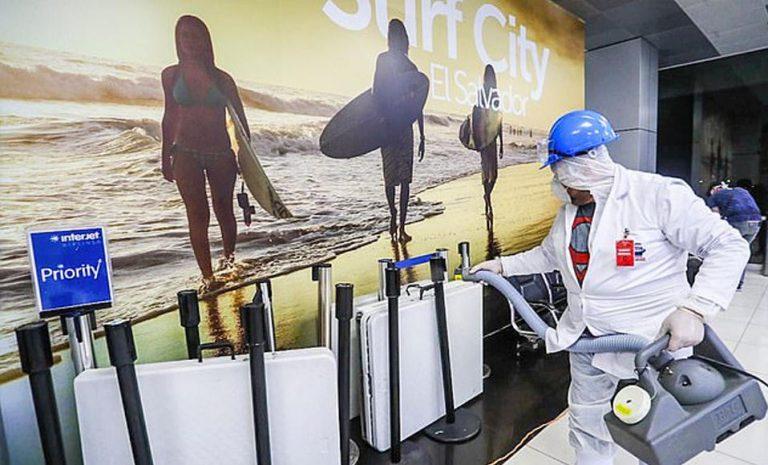 It's Coronavirus Free, But El Salvador Imposes National Quarantine