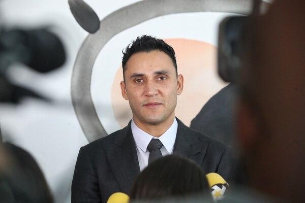 Keylor Navas paid ¢117 million colones to return to Costa Rica