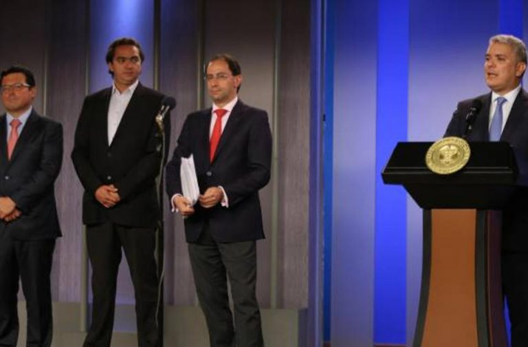 Colombia announces measures to reduce the effects of the coronavirus on the economy