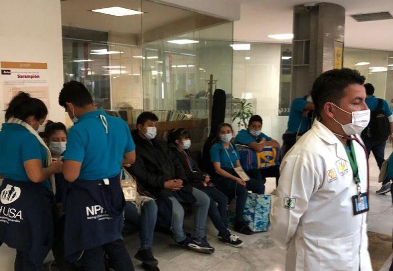 El Salvador accuses Mexico of sending it 12 coronavirus patients