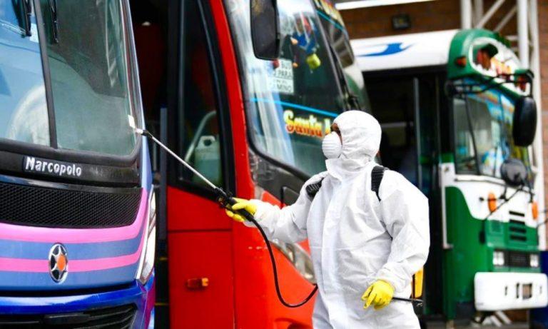El Salvador confirms its first positive case of coronavirus