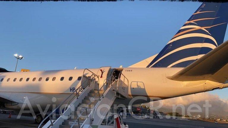 Civil Aviation halts flight departure to Panama for review of virus