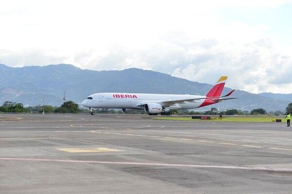 Iberia Suspends Flights To Costa Rica