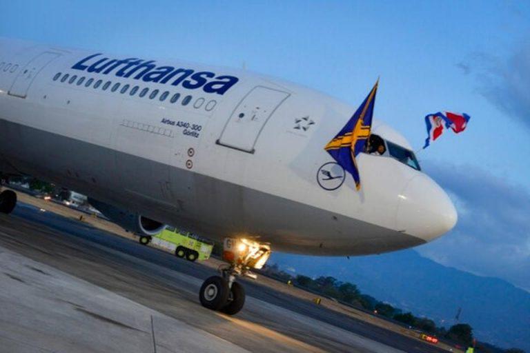 Lufthansa announced new direct Frankfurt – San José flight