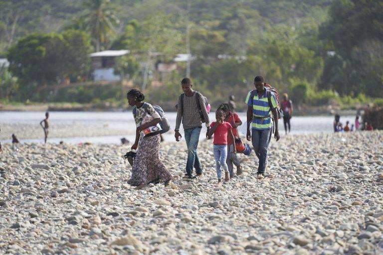 Panama sees more than seven-fold increase in number of migrant children crossing through Darien Gap