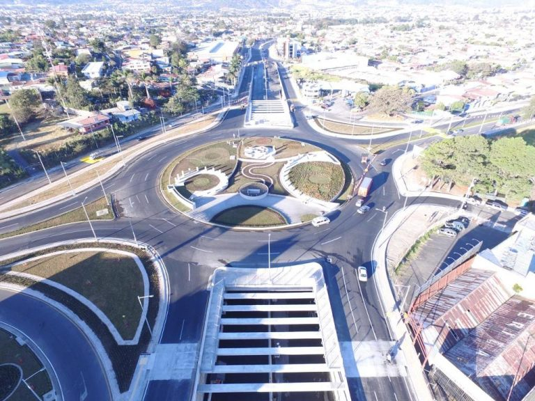 Garantia Sociales Viaduct Inaugurated, Less Congestion In Zapote