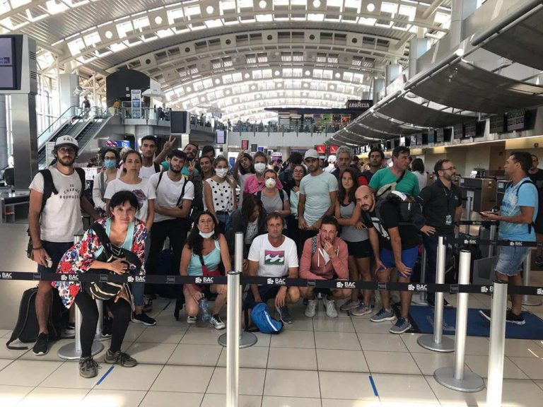 """Prisoners of COVID-19:  Argentines Stranded in Costa Rica, Feeling """"Abandoned"""""""