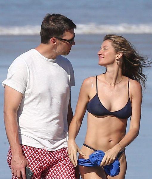 Tom and Gisele hit the beach in Costa Rica amid coronavirus outbreak