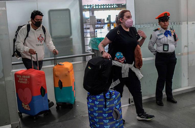 Mexico reports its sixth case of coronavirus