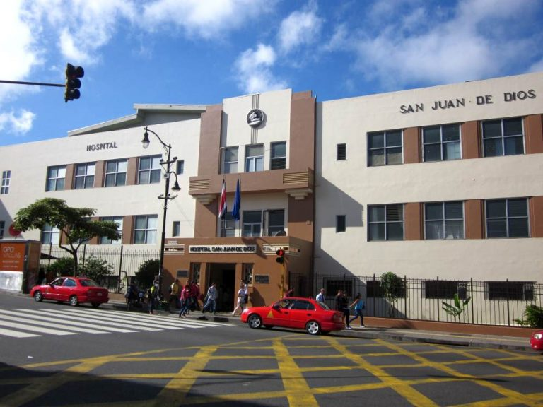 San Juan de Dios hopital staffer leaked fake news about the first case of a new coronavirus in Costa Rica