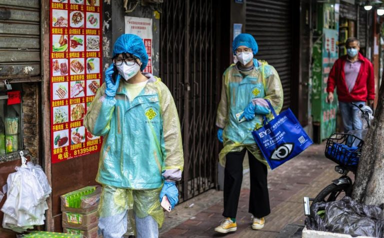 World economy flashes red over coronavirus – with strange echoes of 1880s Yellow Peril hysteria