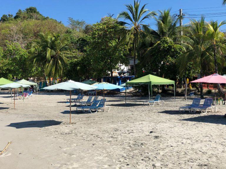 Manuel Antonio Beach on Thursday, March 19