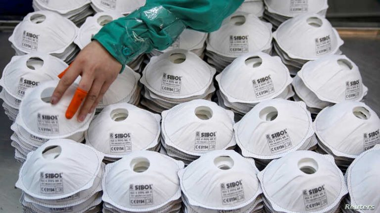 Flight from China will bring to Costa Rica 55 tons of masks, gowns, glasses, gloves and boot covers