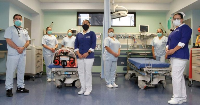 Hospital Clínica Bíblica strengthens the safety of its patients in times of COVID-19