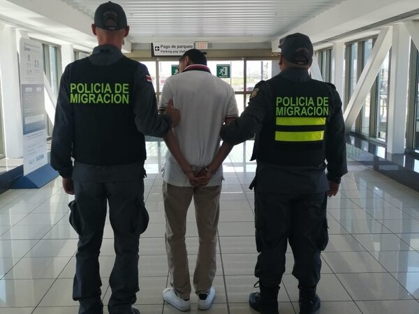 Wanted Caught Trying To Leave The Country