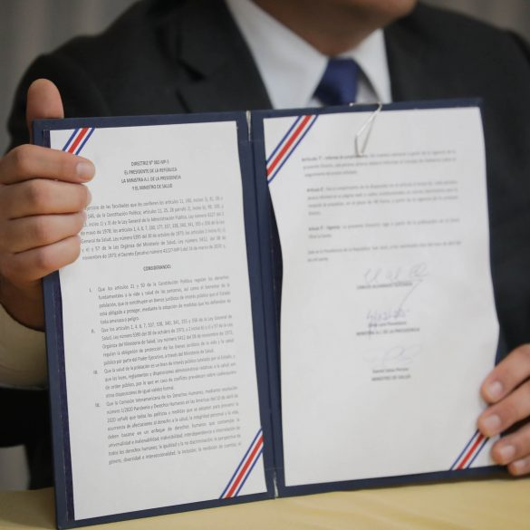 Costa Rica eases measures for a 15-day trial from May 1 to May 15