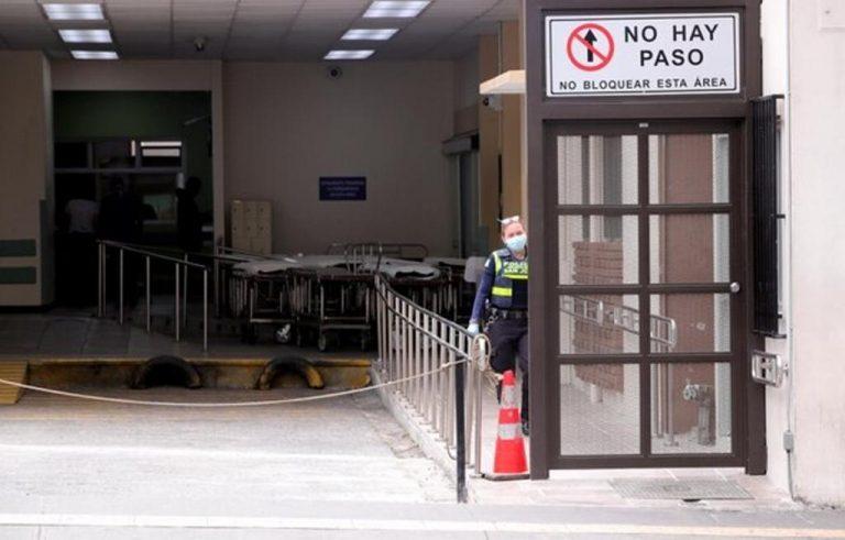 Fourth death by covid-19 in Costa Rica: 84-year-old man dies in San Juan de Dios Hospital