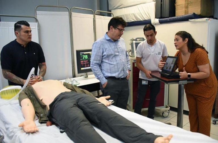 Good News: UCR Respirators Pass Clinical Tests