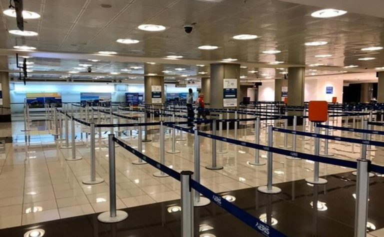 Civil Aviation prepares protocols for full reopening of international airports