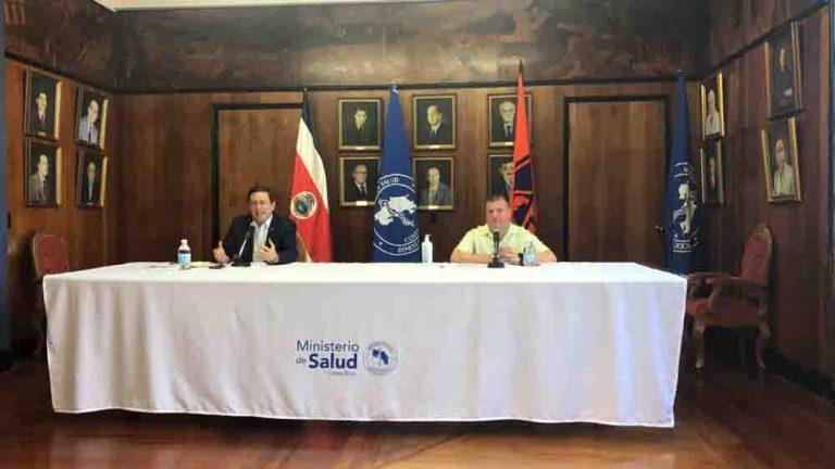 Coronavirus cases in Costa Rica: 454 confirmed as of April 5