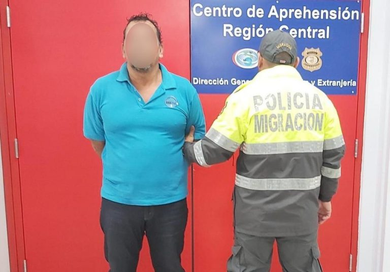 Foreigner expelled fo 25 years for sexual abuse of minors