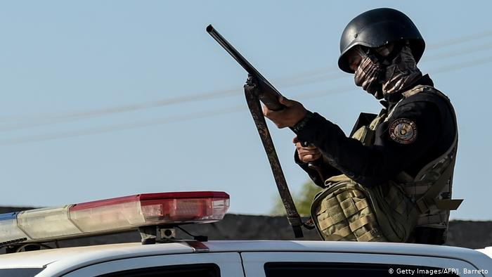 Venezuela says it foiled 'mercenary terrorist' invasion