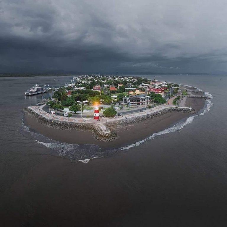 The City Of Puntarenas